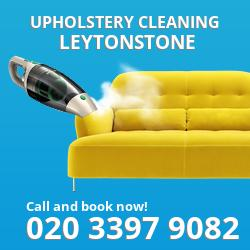 Leytonstone upholstery cleaning E11